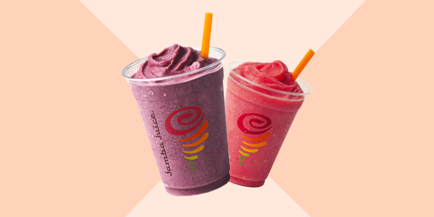 Jamba Juice Secret Menu — 12 Smoothies You Didn't Know You