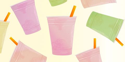 Is Jamba Juice Healthy A Nutritionist Judges The Smoothie Chain