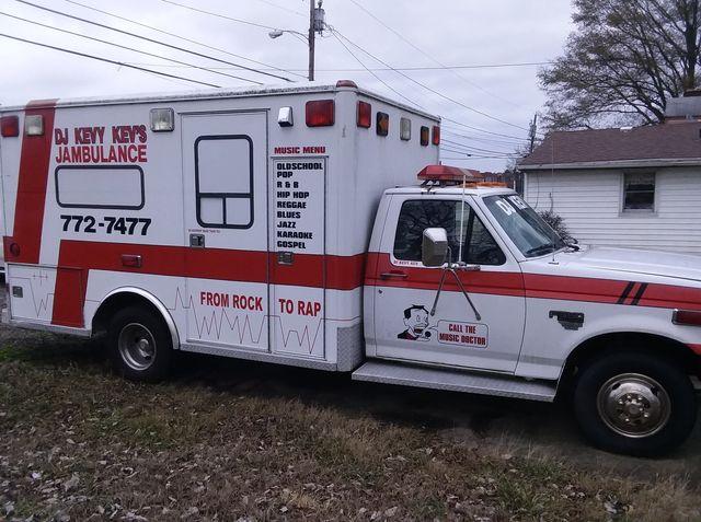 ford f350 ambulance