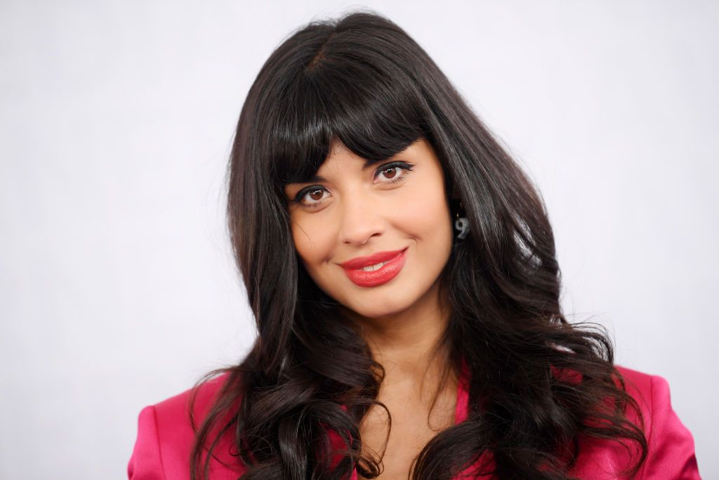 Jameela Jamil Is Not Here for Kim Kardashian's New Body Makeup Line