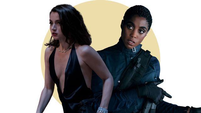 ana de armas y lashana lynch, protagonistas de la película de james bond sin tiempo para morir