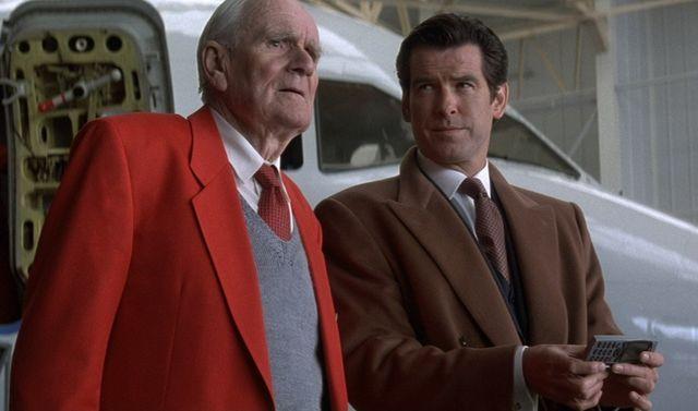 james bond overcoat tomorrow never dies
