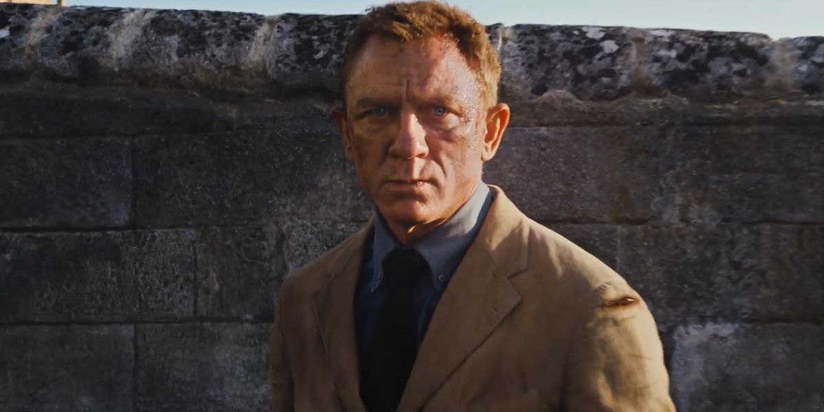 Daniel Craig On Why He Returned As James Bond In No Time To Die