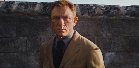 James Bond S Daniel Craig Reflects On Filming Final Scene As 007