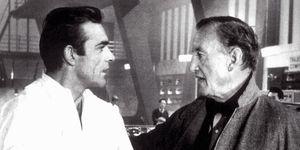 James Bond 007 contra el Doctor No
