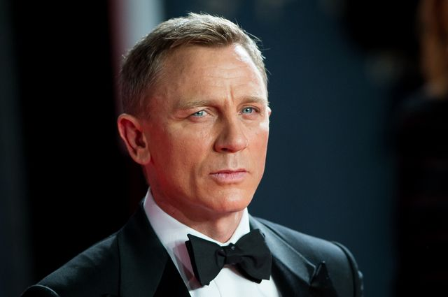 london, england   october 26  daniel craig attends the royal film performance of  spectre at royal albert hall on october 26, 2015 in london, england  photo by samir husseinwireimage