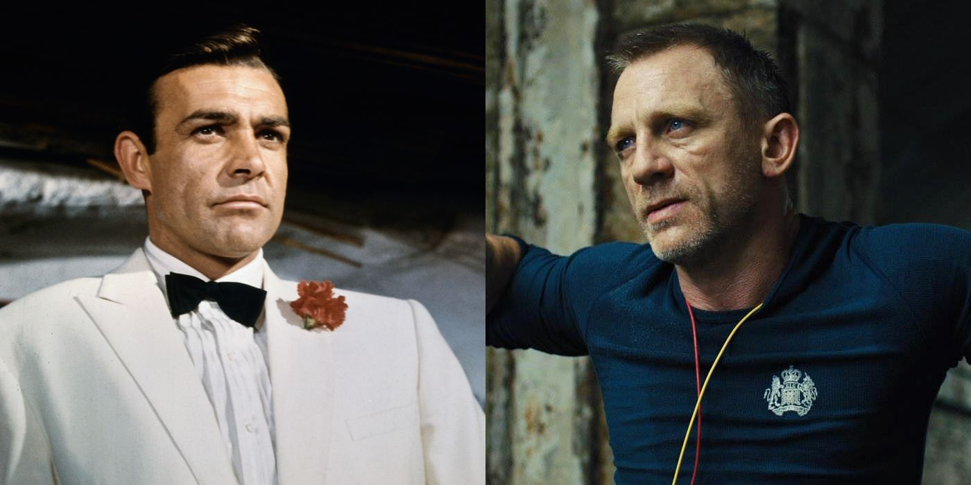 James Bond on film has already evolved from Sean Connery to Daniel Craig.