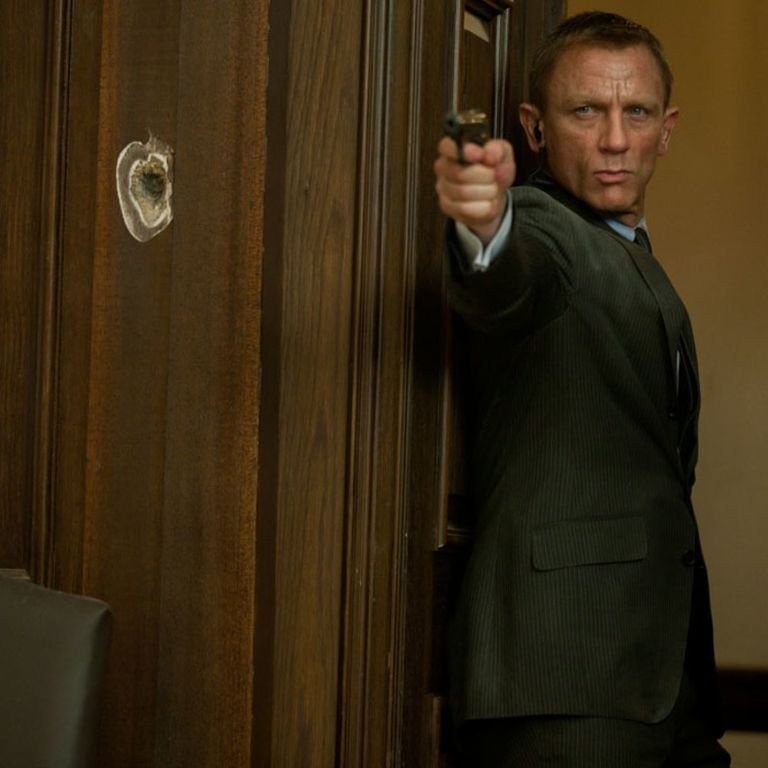The new James Bond film's title has finally been revealed