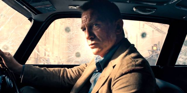 daniel craig, james bond, bond no time to die trailer