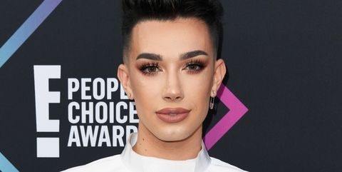 James Charles People's Choice Awards 2018 - Arrivals