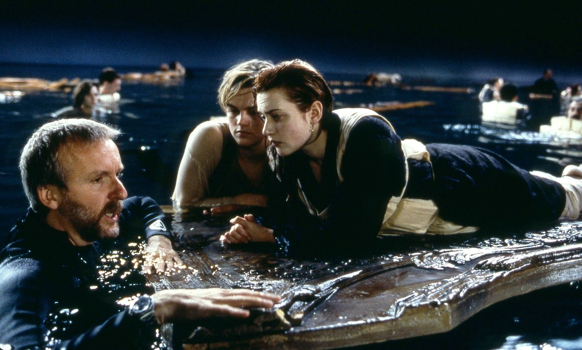 James Cameron Insists Jack and Rose from \