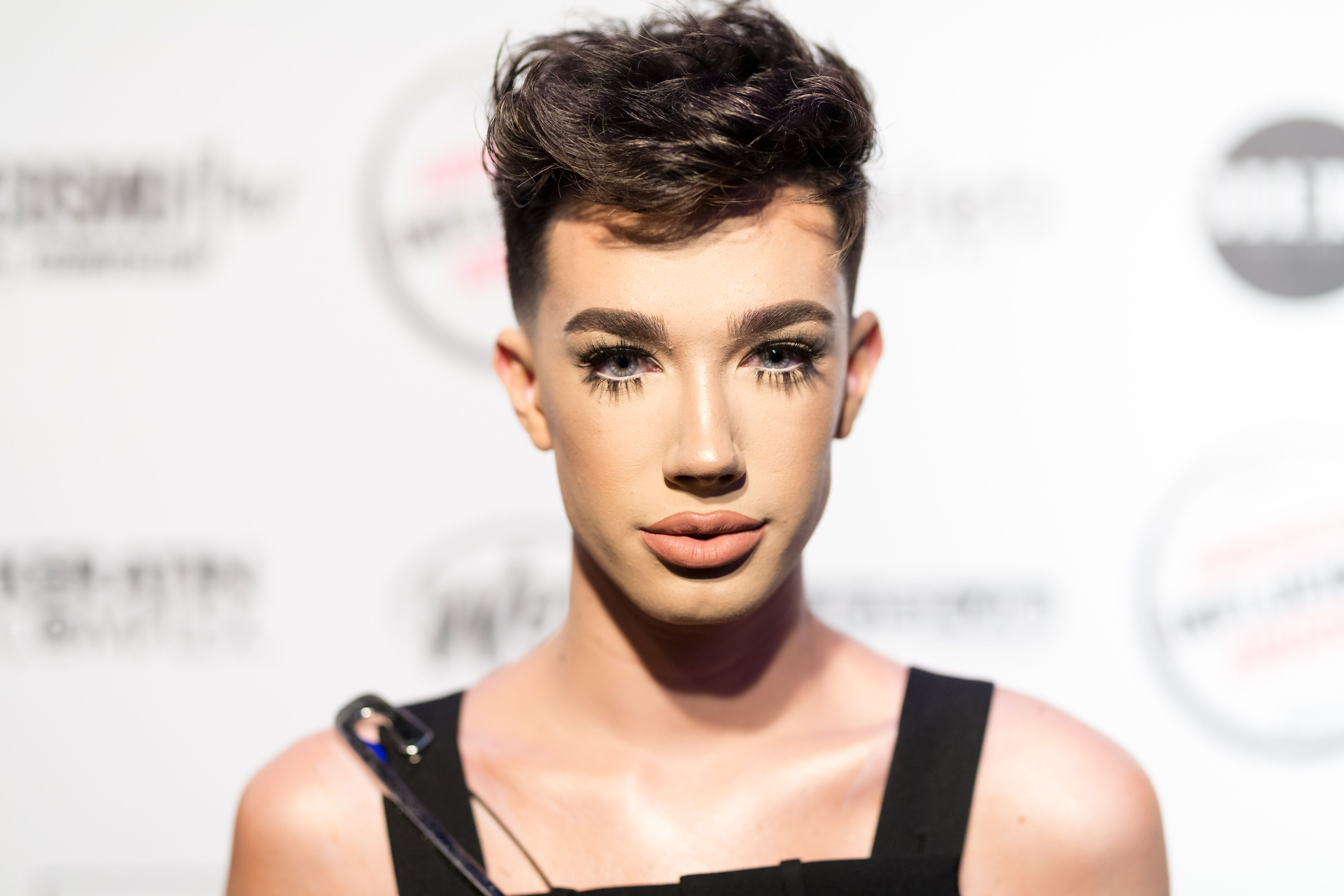 OMG, James Charles Dyed His Hair Platinum Blonde and Looks Totally Unrecognizable