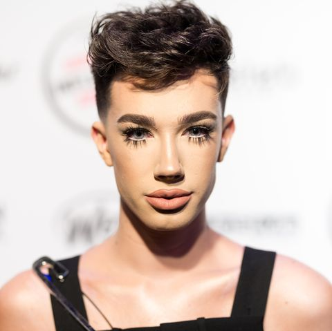 YouTuber James Charles Dyed His Hair Platinum Blonde for ...
