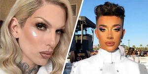 """Jeffree Star just said he has """"no ill will"""" towards James Charles - and regrets his tweet"""