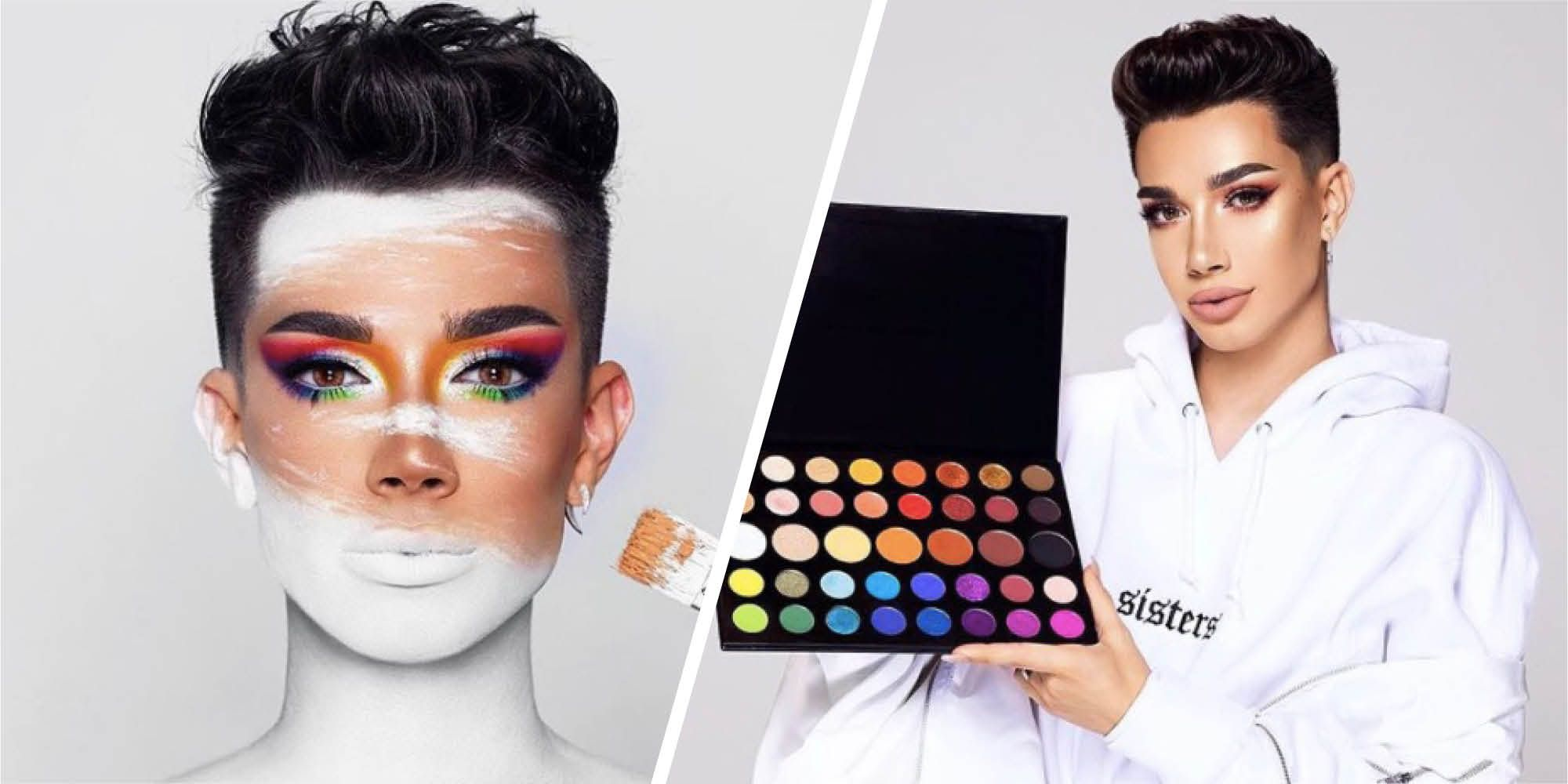 james charles morphe eyeshadow palette