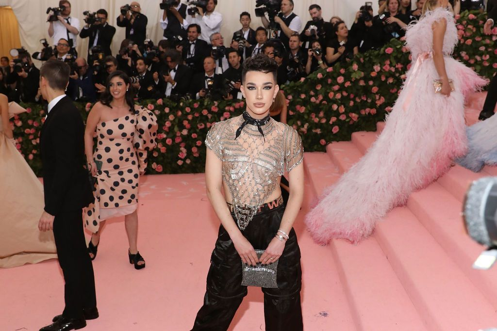 James Charles Posts What He Says Will Be the Last Video on the Tati Westbrook Drama