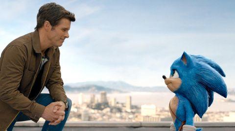 James Marsden, Sonic the Hedgehog