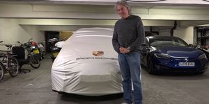 James May Porsche