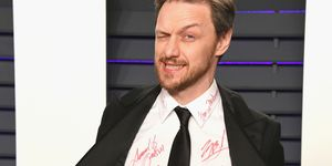 James McAvoy oscars