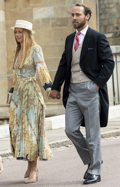 Every Photo From Lady Gabriella Windsor And Tom Kingston S Royal Wedding
