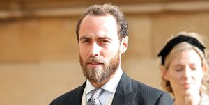 james middleton at Princess Eugenie Of York Marries Mr. Jack Brooksbank