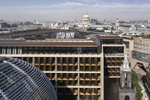 Bloomberg, Londra, Foster + Partners