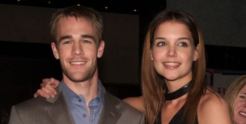 James Van Der Beek, Katie Holmes