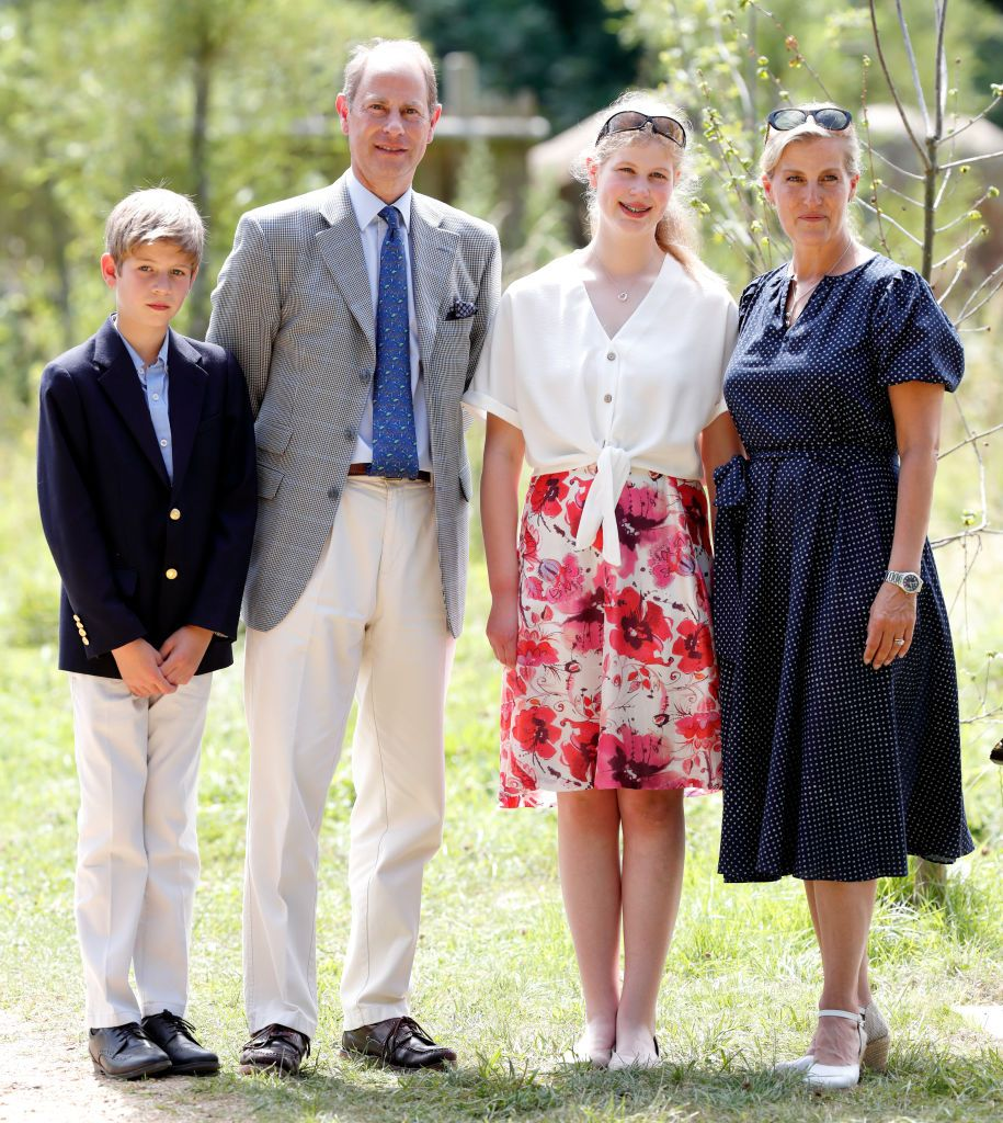 Sophie Countess of Wessex say children unlikely to use HRH titles