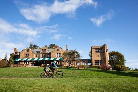 wyndhurst mansion club, miraval berkshires