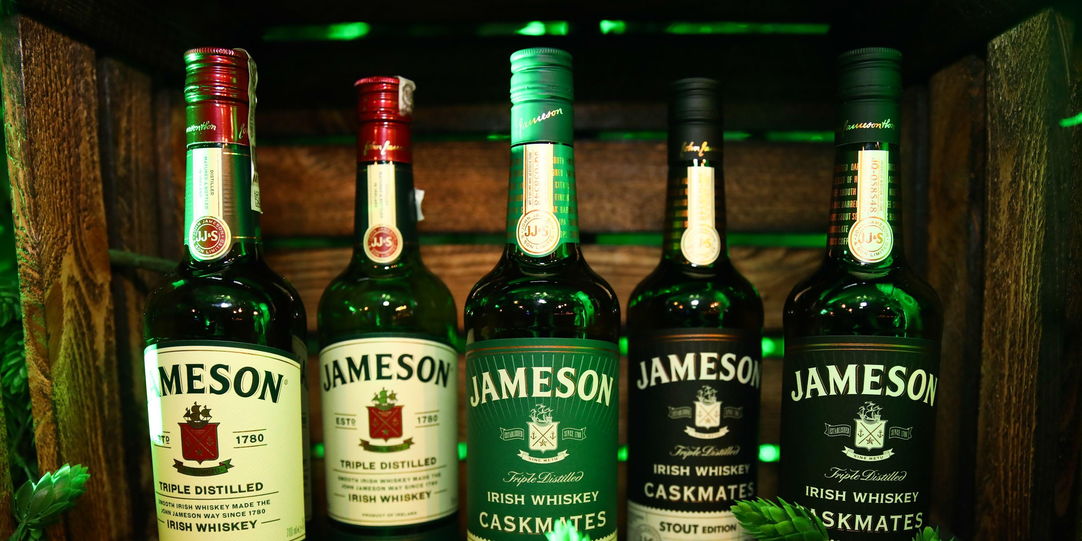 Jameson Donated Money To Neighborhood Bartenders