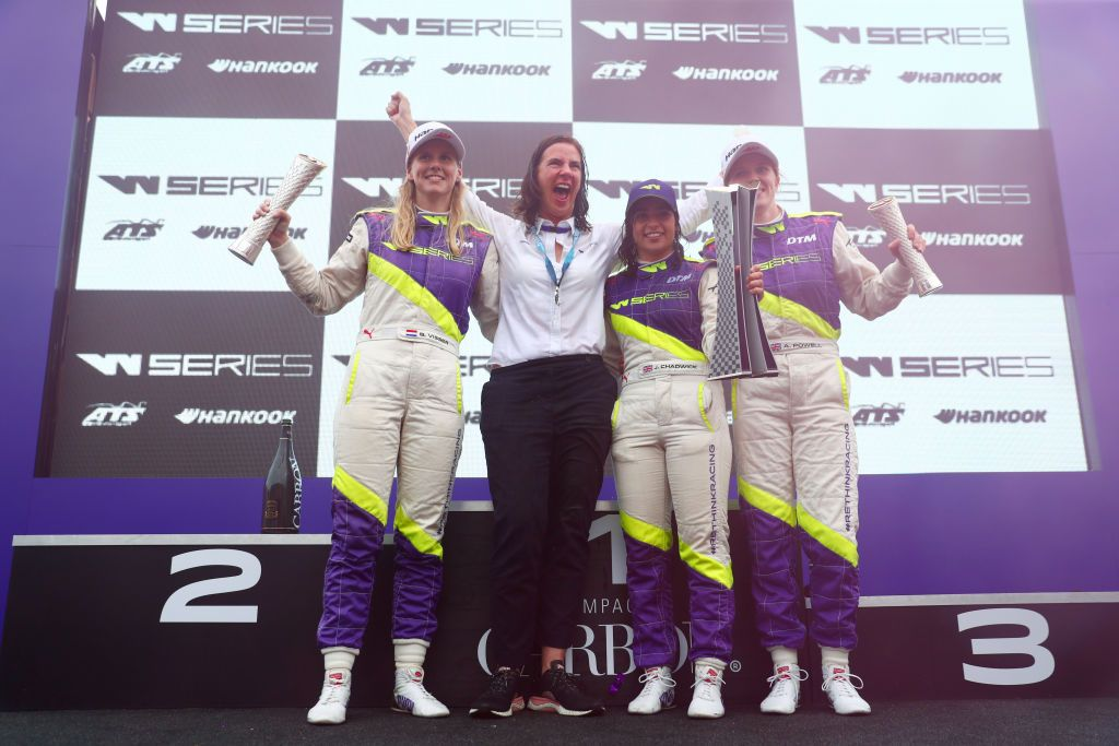W Series Joining F1 Could Be a Watershed Moment for Women in Racing