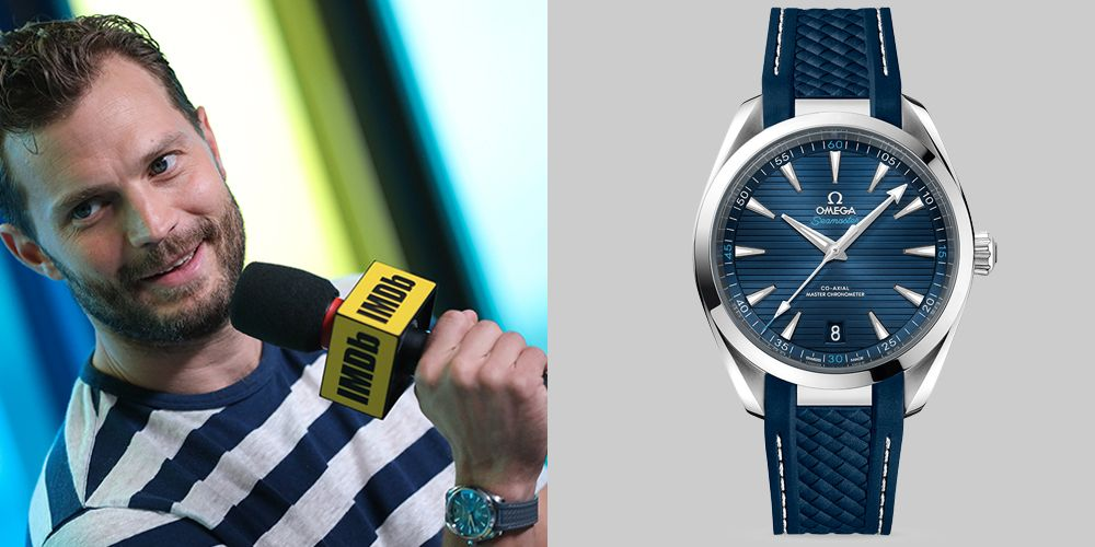 Jamie Dornan Netted The Ultimate Dive Watch