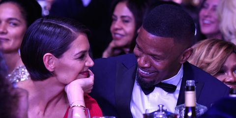 Image result for Jamie Foxx and Katie Holmes