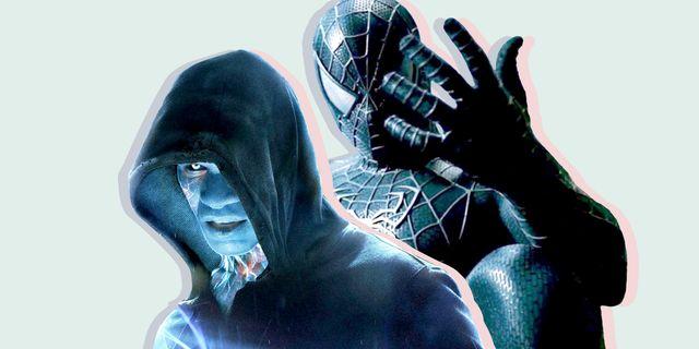 jamie foxx and spider man