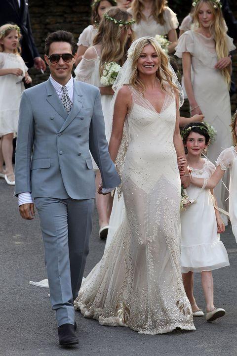 セレブ ウエディングドレス 2010年代 キャサリン妃 ロイヤルウエディング ケイト・モス