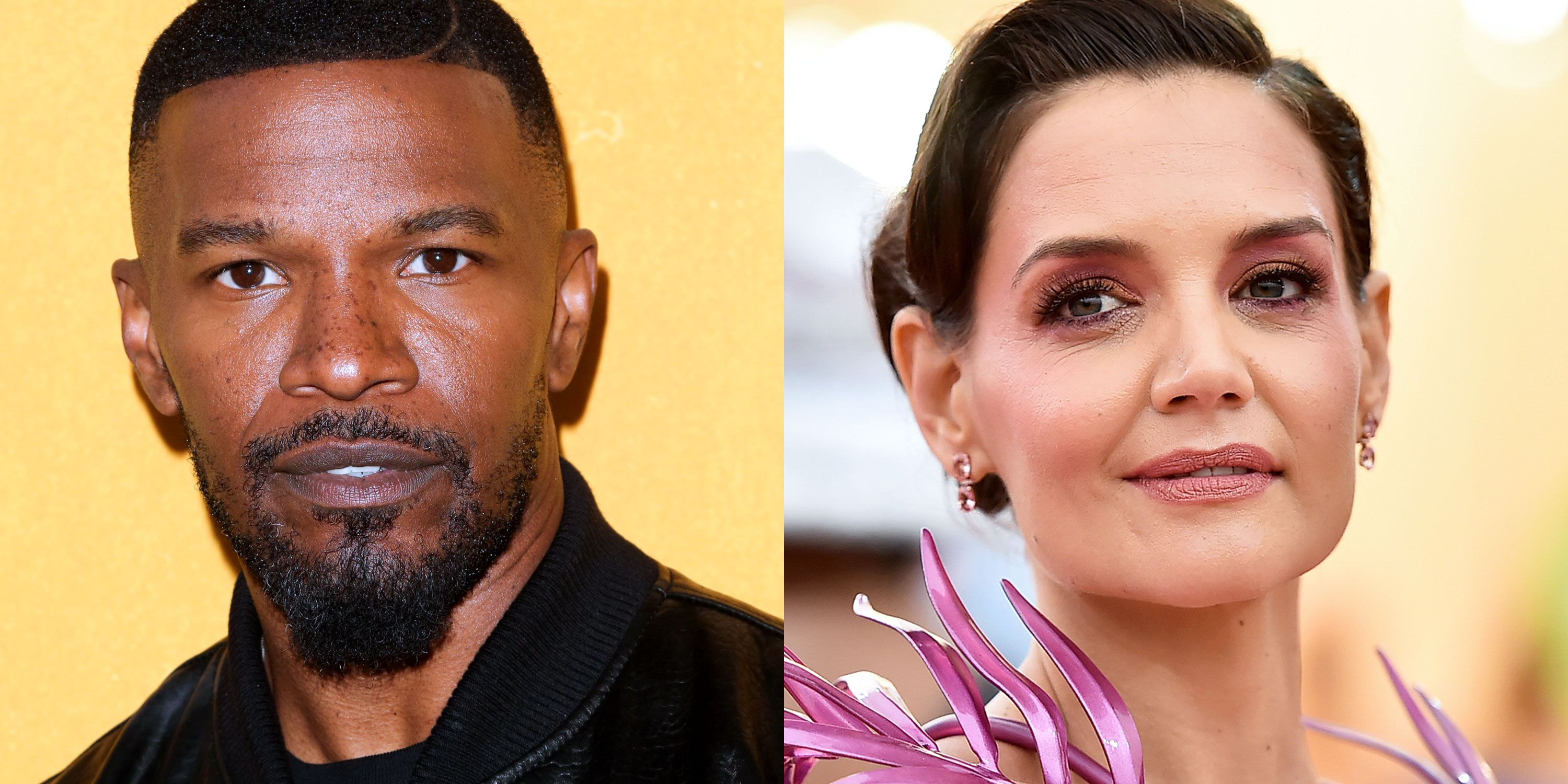 Jamie Foxx and Katie Holmes' Relationship Timeline Is Off-the-Charts