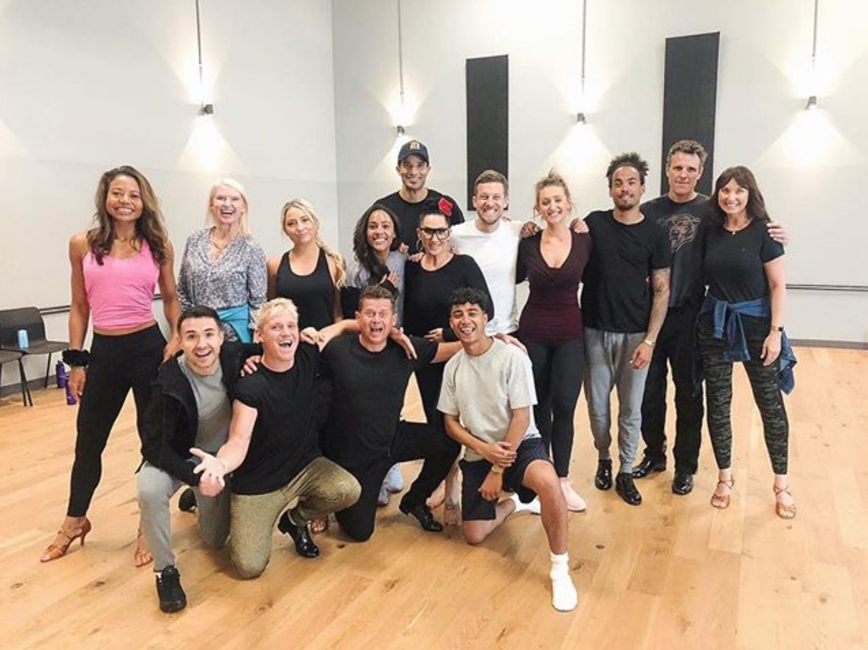 Strictly Come Dancing stars meet their dance partners for the first time