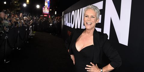 Premiere of Universal Pictures' 'Halloween' - Red Carpet