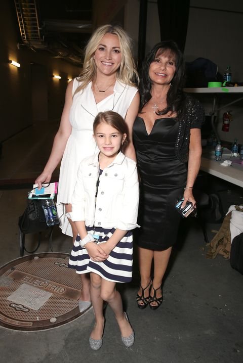 f90adfe97e8 Jamie Lynn Spears Celebrated Her Daughter's Birthday With the Heroes ...