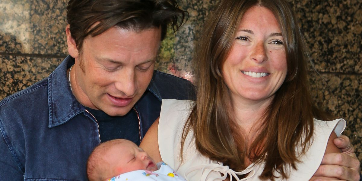 Jools Oliver posts sweet photos of son River's fourth birthday