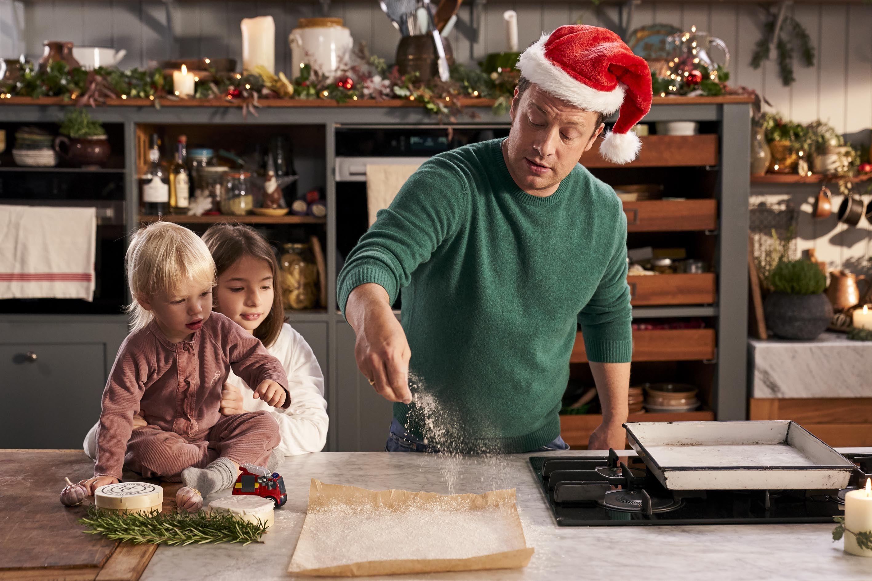 Jamie Oliver's Christmas Revelations - Jamie's Quick & Easy
