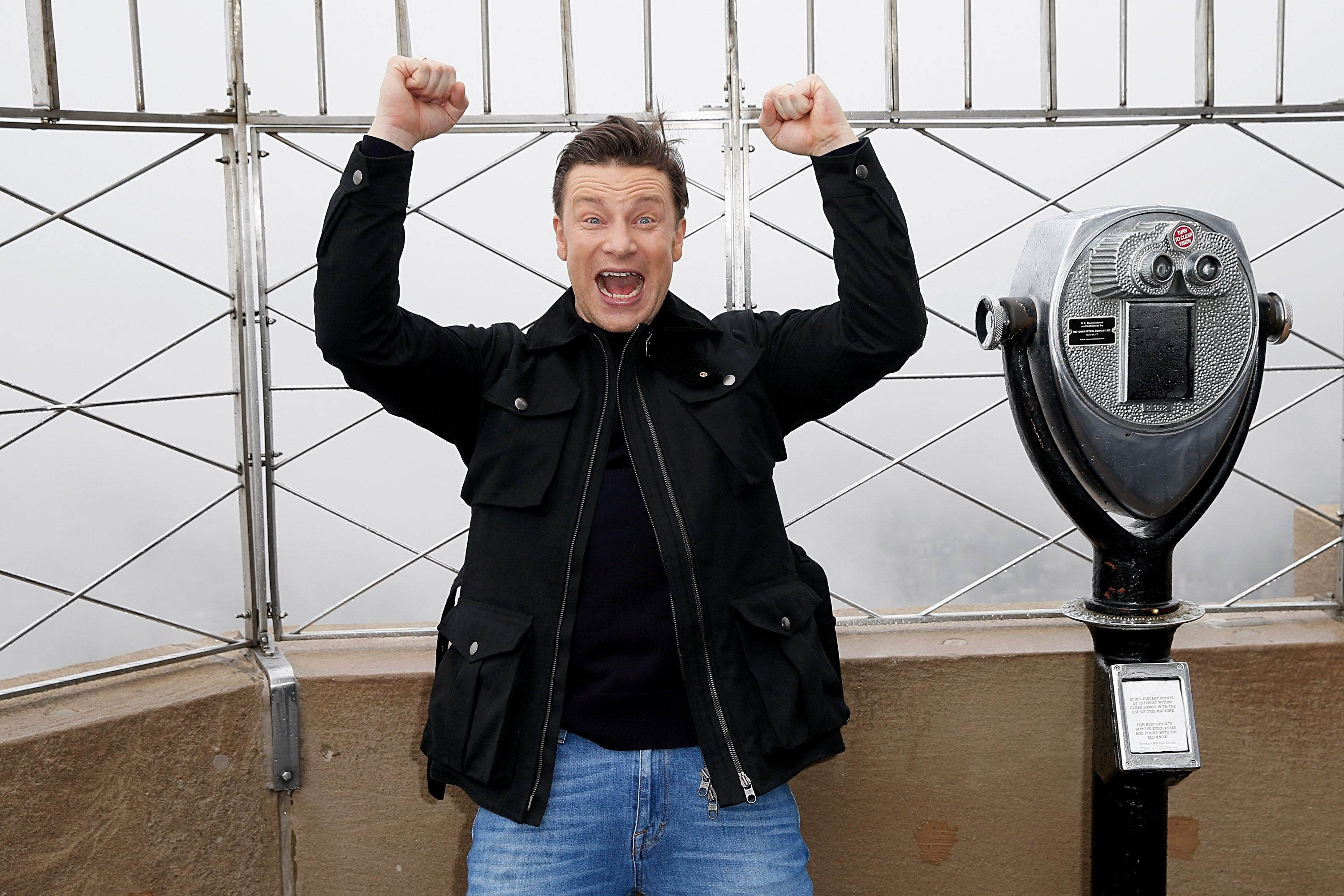 Jamie Oliver Is Still Stupid Rich Even After His Restaurant Empire Collapsed