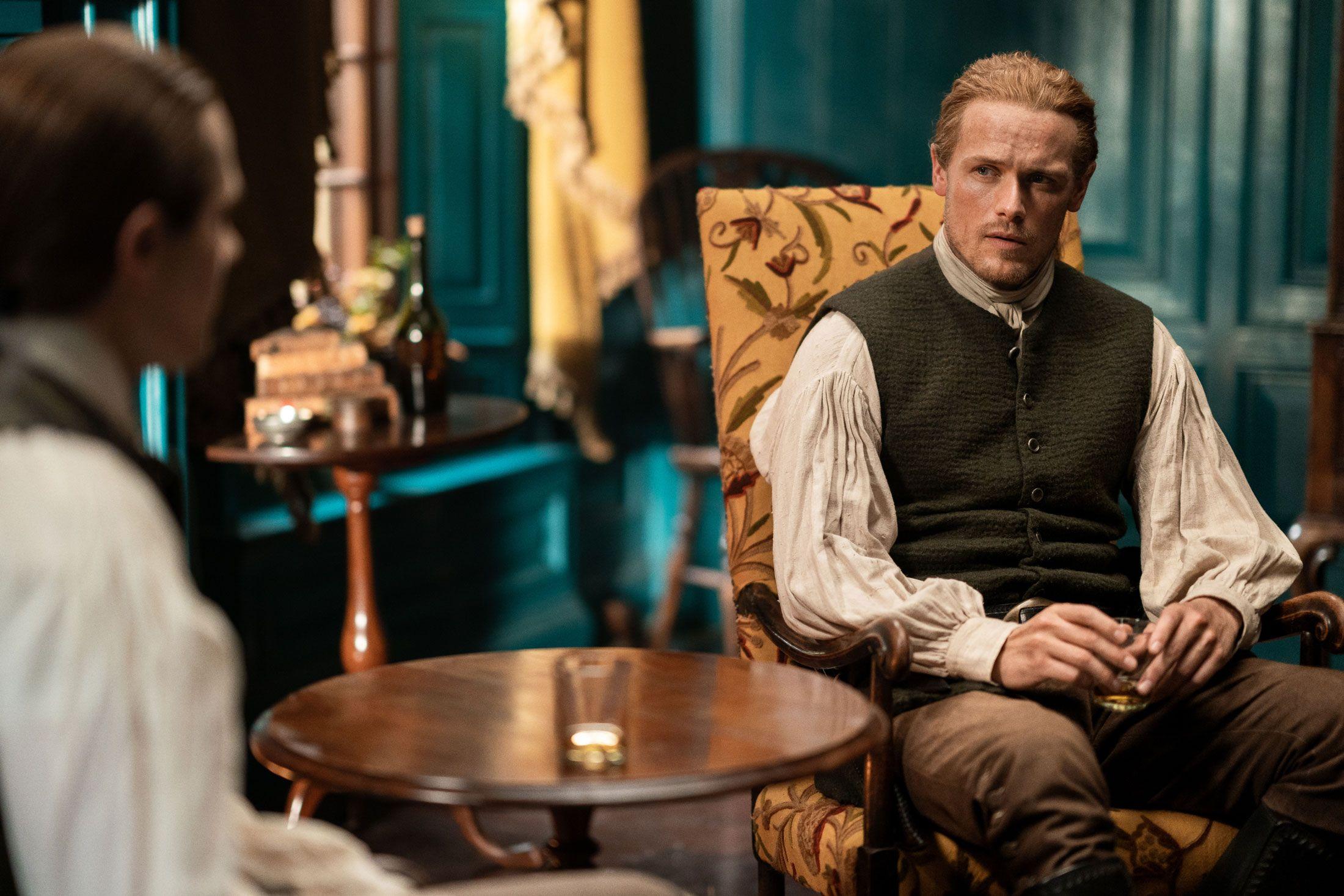 Outlander S Diana Gabaldon On Writing Episode 511 When Malva Will Be On The Show