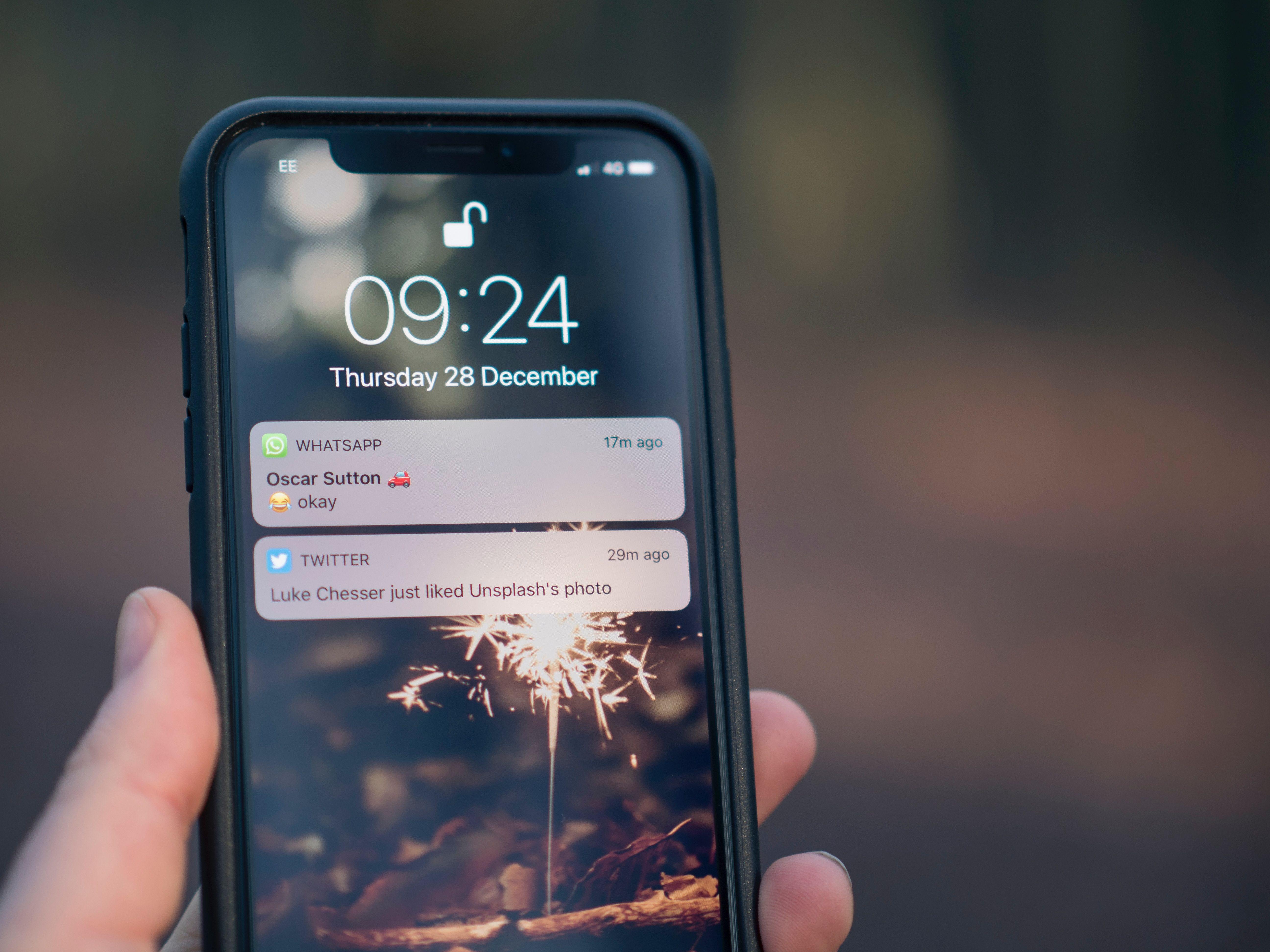 Come fare un video screenshot del proprio smartphone