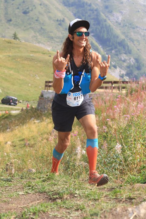 Getting High Off Fashion: How Ultrarunner Jamil Coury Gets High