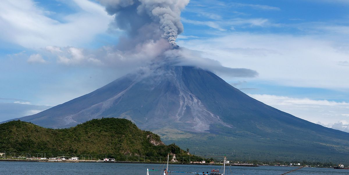 The 16 Most Dangerous Volcanoes on Earth
