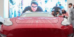 Xinhua Headlines: Tesla breaks ground on gigafactory in Shanghai