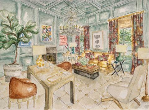 kips bay dallas 2020 decorator show house