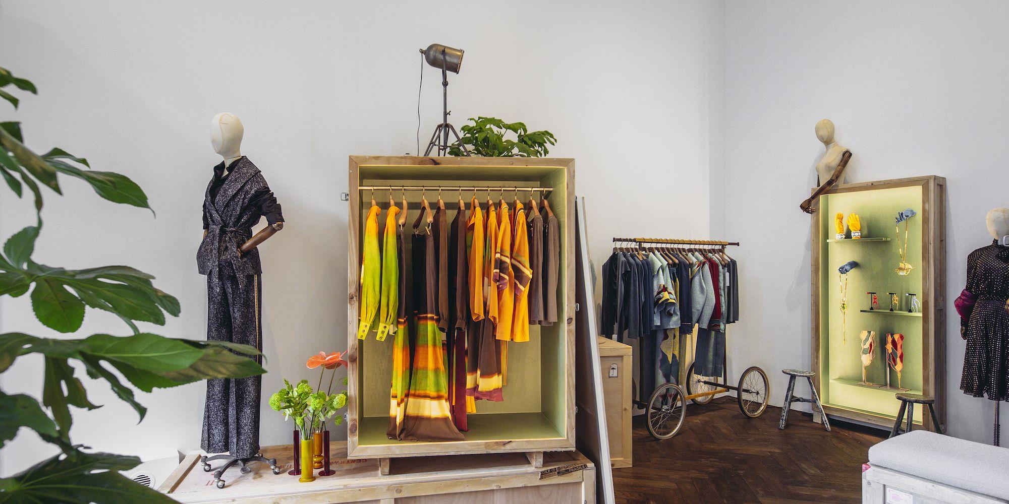 Flagship store Jan Taminiau