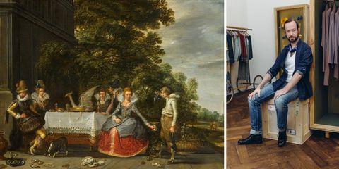 Jan Taminiau gaat bijzondere kunst exposeren in samenwerking met Sotheby's
